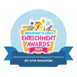2019 Singapore's Child Enrichment Awards