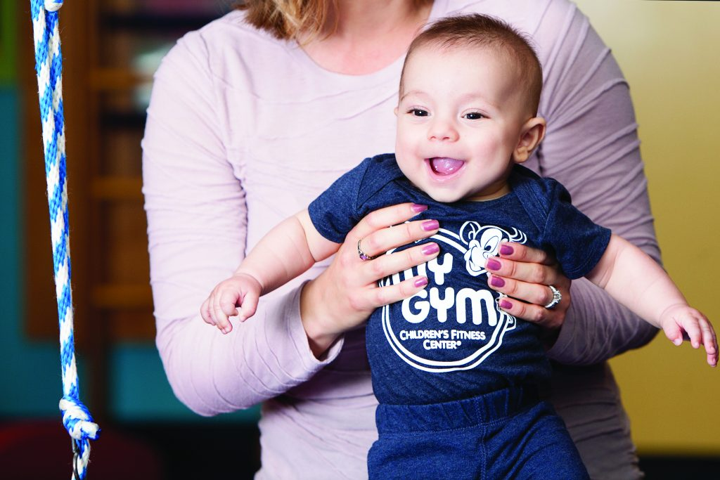 fun activities for 3 – 7 month old infants