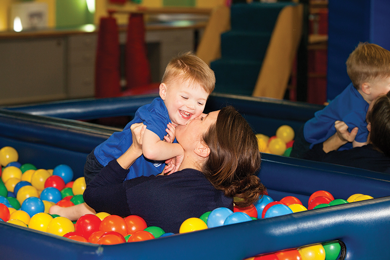 Parents involvement in early child development