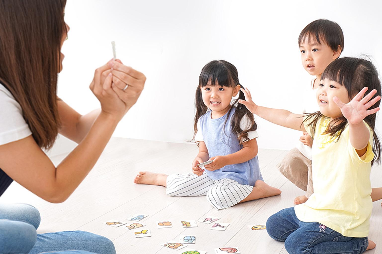 Language skills connects child better