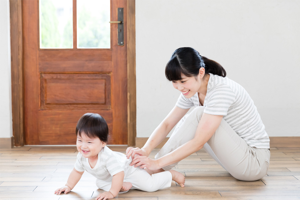 make your home safe for baby