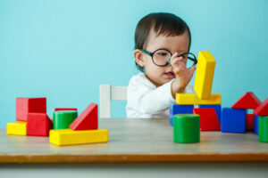 Pre-school from your child's point of view