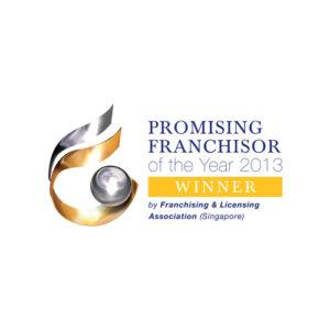 Promising Franchisor of the year 2013