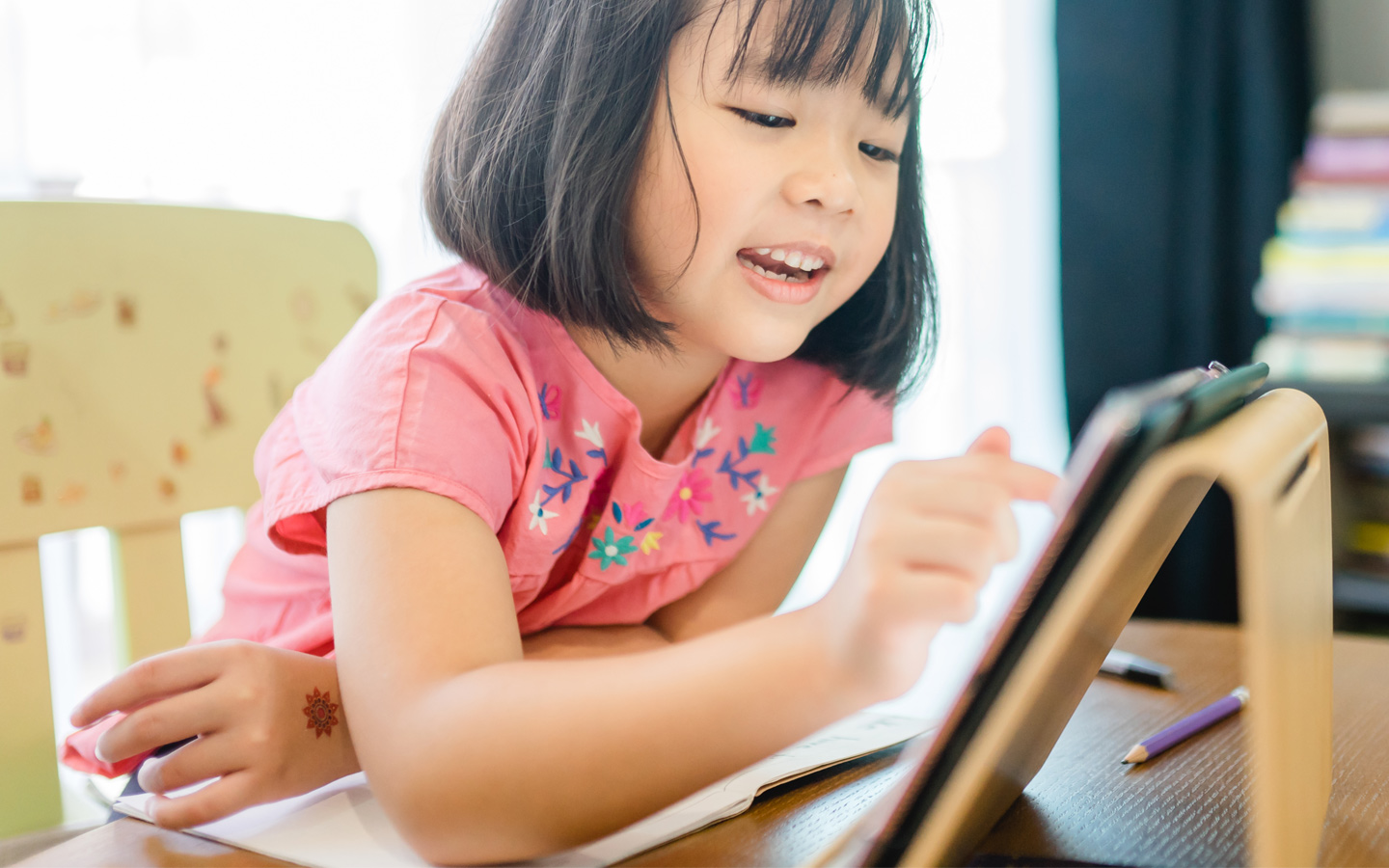 tips to help your child learn at home
