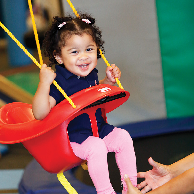 early child development from 3 to 5 years